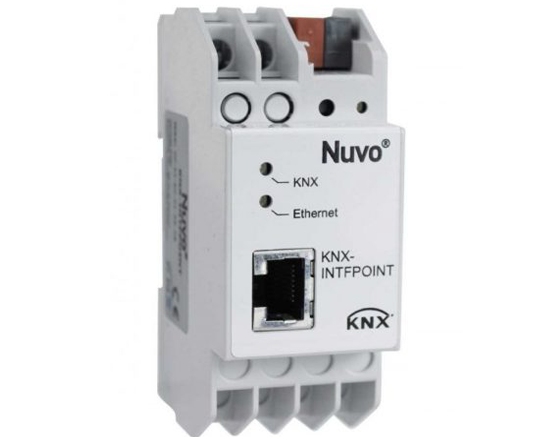 Knx Interfacepoint For Nuvo Legrand Integrated Solutions
