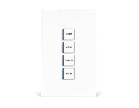 Vantage keypad options - Legrand Integrated Solutions