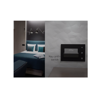 Hotel room management (Bacnet) Legrand Integrated Solutions